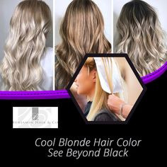 New cool #BlondeHairColors have been now so much in demand for various skin type. Get inspired for beautiful blonde hair with the styles like honey blonde hair color, ash blonde, #PlatinumHair, golden hair color, blonde hair color with low lights and more. Find best #BlondeHairSpecialist in San Antonio.
