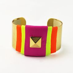 Roxy Cuff Orange, $52, now featured on Fab.