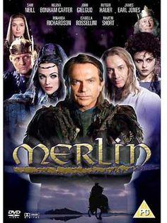 Merli,n 1998 ~ Sam Neill, Miranda Richardson, Helena Bonham Carter, Isabella Rossellini, John Gielgud, Rutger Hauer, Martin Short
