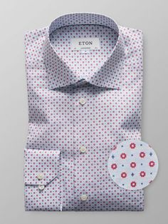 Our contemporary shirt fit is a refined update of our classic shirts. A more shaped look but maintains the traditional silhouette and comfort. Modern Gentleman, Gentleman Style, Nigerian Men Fashion, Mens Fashion, Formal Shirts, Casual Shirts, Printed Shirts, Men's Shirts, Smart Men