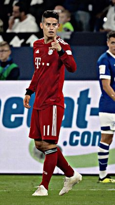 James Rodriguez, Thomas Muller, Football Shoes, Gym Wear, Soccer Players, Cristiano Ronaldo, Messi, Gentleman, My Favorite Things