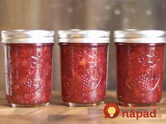 Pripravte si marmelády a domáce džemy bez zbytočného cukru a konzervantov.
