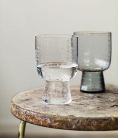 iittala(イッタラ)/Sarjaton(サルヤトン) glass グラス 340ml CONNECT ( コネクト ) [ イッタラ ・ アラビア 北欧 × デザイン雑貨 ]