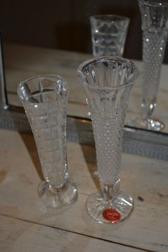crystal vase for sale @The Hague (nearby Kijkduin) The Netherlands