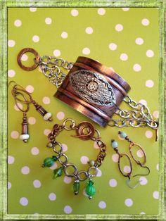 Junk Drawer Gypsy Jewelry by LjBlock Designs