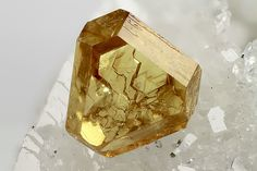 Sphalerite with Rutile - Lengenbach Quarry, Fäld, Binn Valley, Wallis, Switzerland Size: 1.97 mm