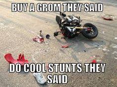 Honda Grom reality...