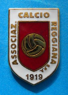 DISTINTIVO SPILLA PIN BADGE - A.C. REGGIANA CALCIO - cod. 64