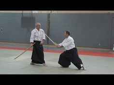 Aikido: Christian TISSIER - Cologne / Germany - YouTube
