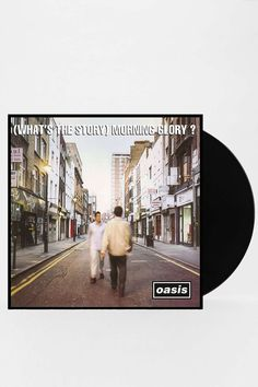 Oasis - (What's the Story) Morning Glory?) LP