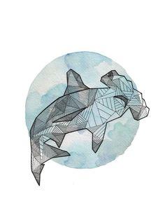 Hammer Shark - Allison Kunath