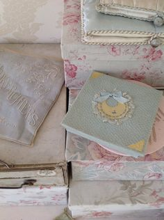 A personal favourite from my Etsy shop https://www.etsy.com/uk/listing/453260894/beautiful-antique-baptism-keepsake-box