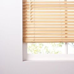 Marco Wooden Venetian Blind for bathroom