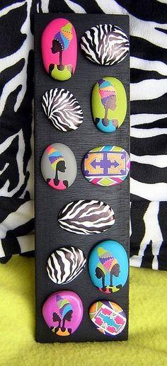 Taş Boyama Örnekleri 80 - Mimuu.com