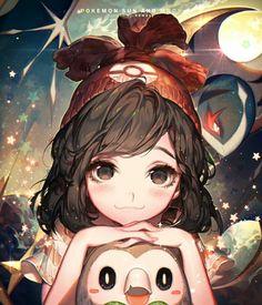 Bildergebnis für brown hair anime girl