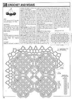 Serwetki szydelkowe 7 – Antosia – Picasa Nettalbum
