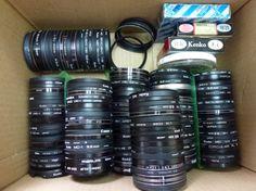 SO837HB レンズフィルター 52mm 各種 大量 140枚 まとめて_レンズフィルター 52mm 各種 大量 140枚