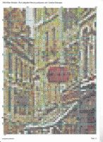"Gallery.ru / annick - Альбом """"RUE LAFAYETTE PARIS"""" Lafayette Paris, City Photo, 18th, Gallery, Home, Cross Stitch Boards, Squares, Woman, Roof Rack"