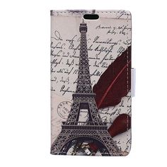 Housse folio Samsung Galaxy S8,etui protection la Tour Eiffel Sam_cas730060