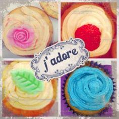 Cupcake Friday | Meine fabelhafte Welt Cupcakes, Birthday Cake, Desserts, Food, Tailgate Desserts, Cupcake Cakes, Deserts, Birthday Cakes, Essen