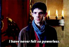 gif gifs ** Merlin BBC Merlin colin morgan merlin bbc merlinedit excuse me while i cry