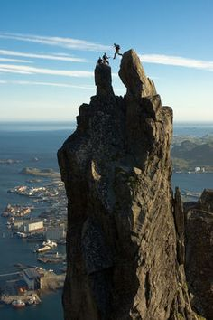 Svolværgeita. Been there, done that :-)