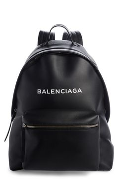 New BALENCIAGA Everyday Calfskin Backpack online. Enjoy the absolute best in Bags from top store. Fashion Handbags, Purses And Handbags, Fashion Bags, Fashion Backpack, Balenciaga Backpack, New Balenciaga, Rucksack Bag, Backpack Bags, Backpack Online