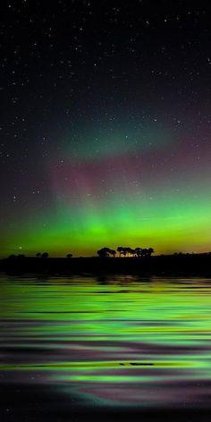 Aurora Borealis - North Fire, Scotland.