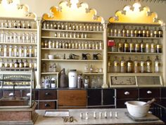 Panoply: Stabler-Leadbeater Apothecary Museum - Alexandria