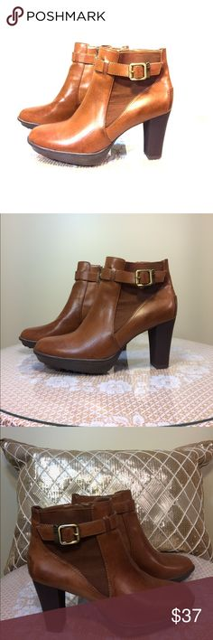 Etienne Aigner ankle boots size 7 fall fashion Beautiful ankle boots by Etienne Aigner. Worn only once. Get ready for fall in style with these booties! Etienne Aigner Shoes Ankle Boots & Booties