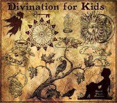 Divination for Kids - Ozark Pagan Mamma
