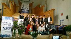 La premiazione dei instagramers che hanno partecipato all'instatour promosso da @Riviera delle Palme - #VISITRIVIERA