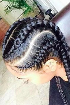 Best Cornrow Braids to Try Right Now | Hairstyles 2016, Hair Colors and Haircuts