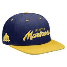3b40bce1067 COOPERSTOWN SNAPBACK SEATTLE MARINERS HAT Team Gear