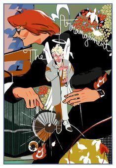 "Read Parte # from the story ★ Imágenes de ""Good Omens "" † by Alerdilla (ALERDILLA) with 0 reads. Character Art, Character Design, Good Omens Book, Goth Art, Fandoms, Cartoon Movies, Crowley, Art Inspo, Concept Art"