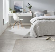 Buy Rustic Wave Rug at Carpetright, the UK's leading carpet, flooring and rug retailer. Buy from our new range of great value online exclusive rugs today. Furniture, Interior, New Homes, Home Decor, Bedroom Inspirations, Rugs, Bed, Interior Design, Bedroom
