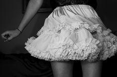 petticoat by #AmericanApparel