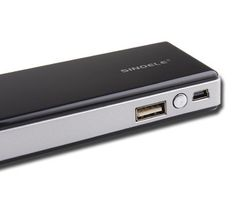 While the power bank can feed power to your phone in a short time, it is best known for its powerful ability to charge multiple phones at a time.   http://sinoele.nation2.com/index.php?page=1918719785_17
