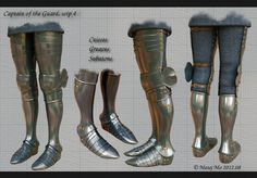 I'm designing a somewhat realistic plate knight armor piece by piece. First wip - gauntlets. I'll be doing a high-poly model with realistic texturing & mate. Medieval Knight, Medieval Armor, Medieval Fantasy, Armadura Medieval, Costume Armour, Armor Clothing, Knight Armor, Armor Concept, Suit Of Armor