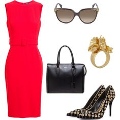 """""""Alexander McQueen"""" by amanda-chastinet on Polyvore"""
