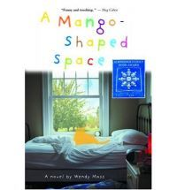A Mango-Shaped Space by Wendy Mass (a YA book about disability)