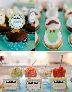 #mustache #party #black #ideas #partyideas #design #idea #baby #shower #birthday