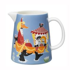 Moomin Friendship jug