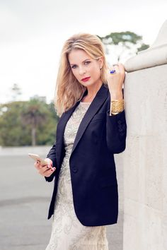 Clare Grove, designer of the FashPack app (available on iTunes store)