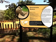 São Paulo Zoo - Identity and Wayfinding Proposal by Danielle Quast Tostes - Nayelianne Rieonteaut Grin Vernalle, via Behance