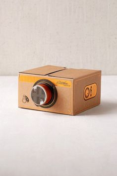 Urban Outfitters Copper Smartphone Projector