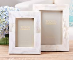 A30284(A) Mother of Pearl Frame 4x6, 5x7