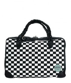 Sac Equipage MM Check - GOLDEN GOOSE