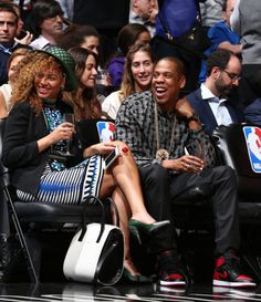 Jay-Z in the Air Jordan 1 Famous Couples 6adfd3297e