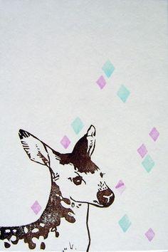 stamp love x